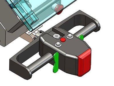 Manual Steering Wheel