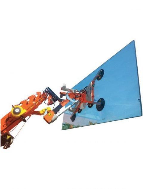 mini crawler crane Jekko