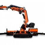 Articulated Crawler Cranes
